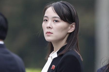 北朝鮮の金与正朝鮮労働党第1副部長=2019年3月、ハノイ(EPA時事)