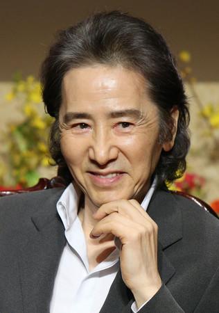 俳優の田村正和さん