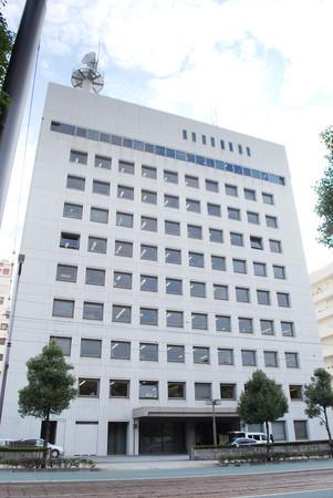 愛媛県警察本部=松山市