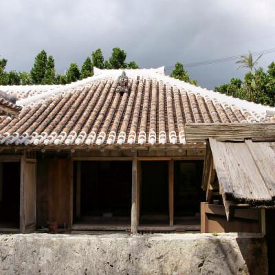 沖縄県北中城村